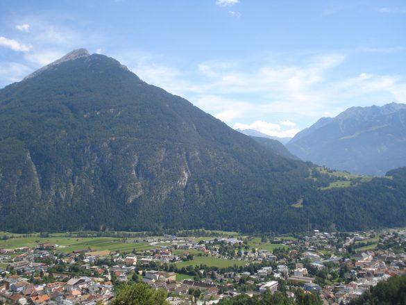 Wandelen in de Rosengartenschlucht in Tirol
