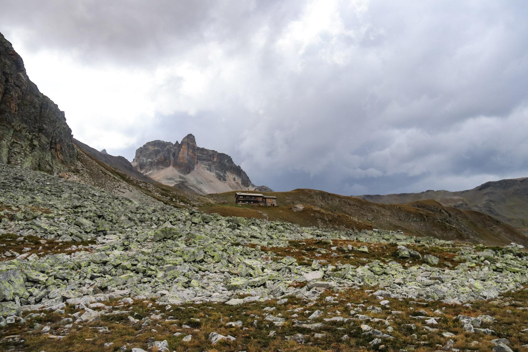 Tour du Mont Thabor (4 daagse huttentocht)