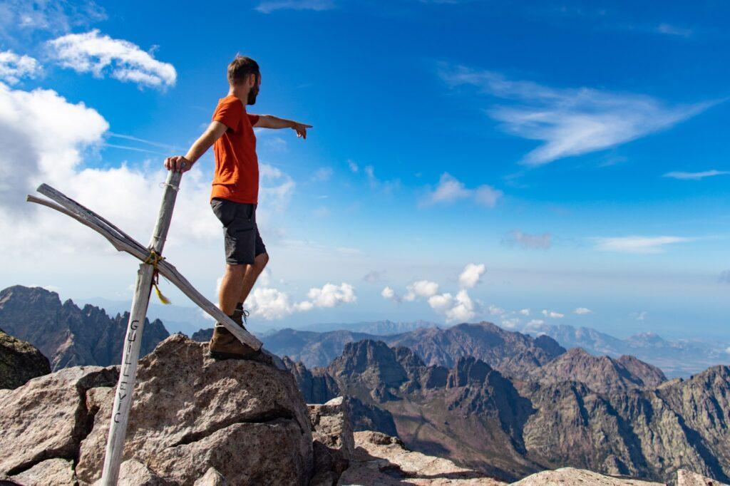 Wandelen op Corsica