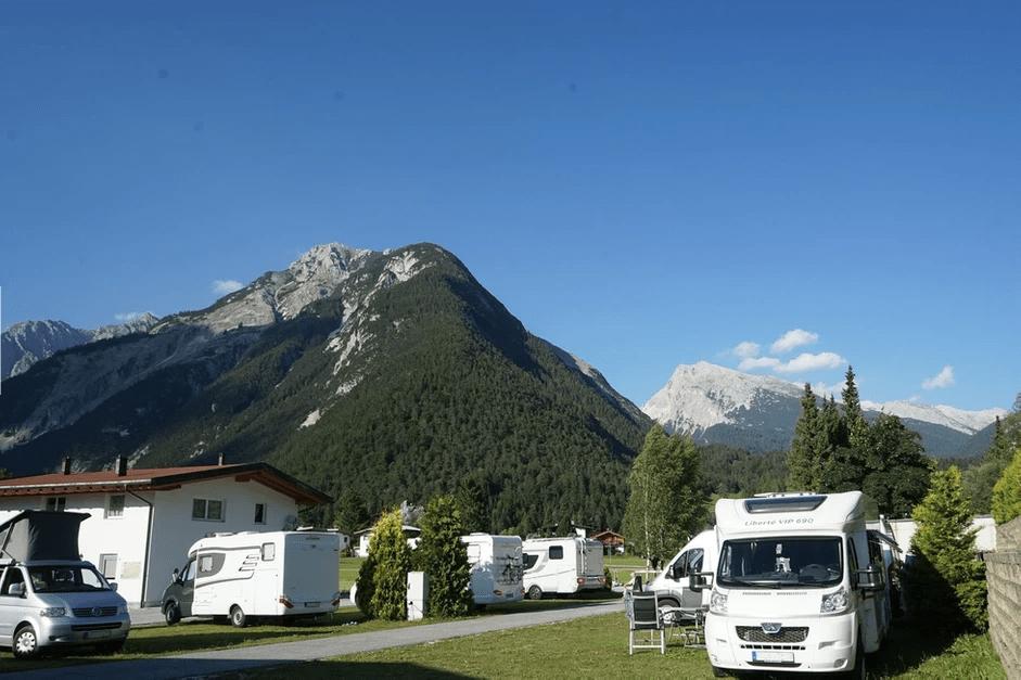 karwendel-camping-zomer