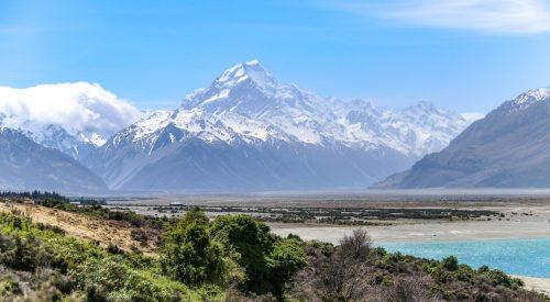 De route van onze rondreis door Nieuw-Zeeland in 6 weken