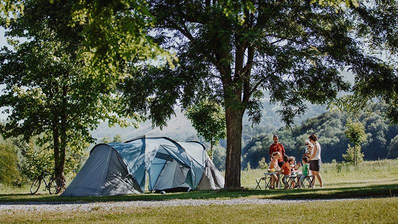camping-ferme-carrique-pyreneeen-frankrijk