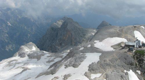 Naar de top van de Triglav