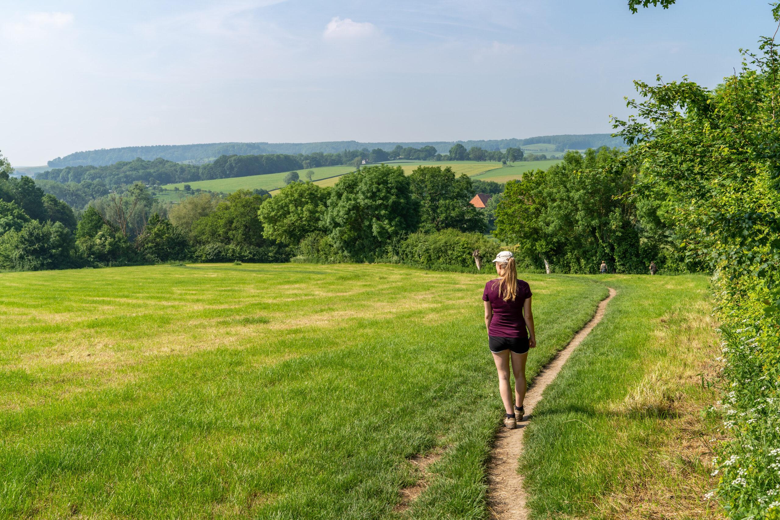 Wandeling door het Geuldal vanuit Mechelen