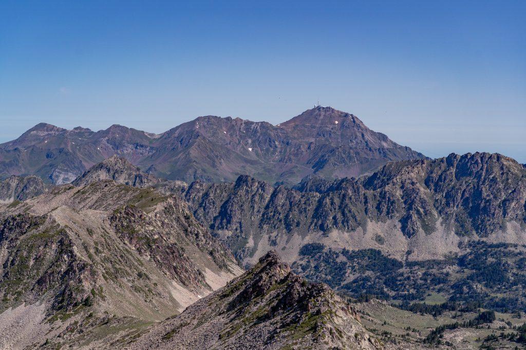 Pic de Madaméte in het Massif du Néouvielle